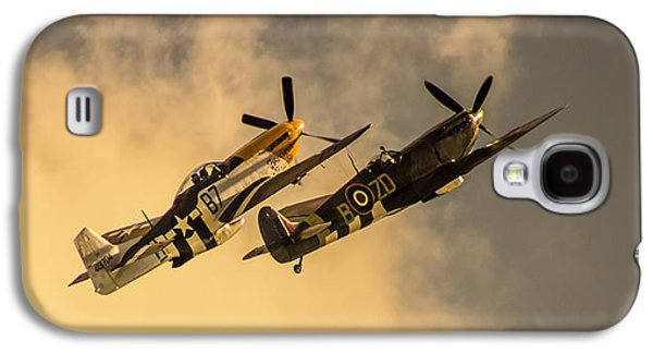 Spitfire Galaxy S4 Case by Martin Newman