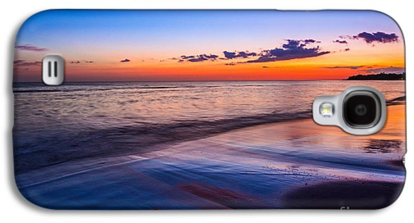 Splashes Of Color - Maui Galaxy S4 Case