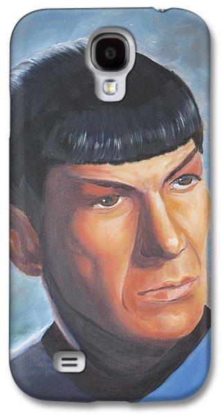 Spock Galaxy S4 Case