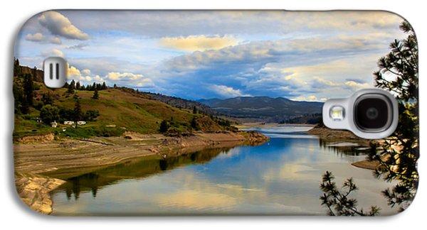Spokane River Galaxy S4 Case by Robert Bales