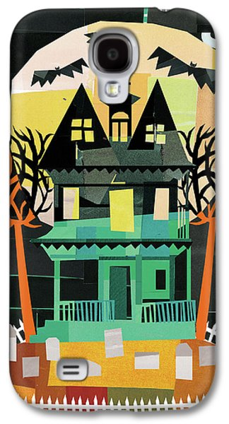 Spooks II Galaxy S4 Case by Michael Mullan