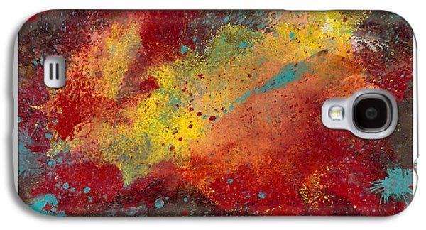 Sporadic Corruption 2 Galaxy S4 Case by Craig Tinder