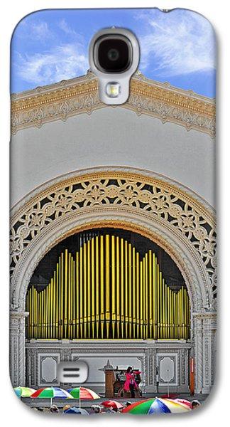 Spreckles Organ San Diego Galaxy S4 Case