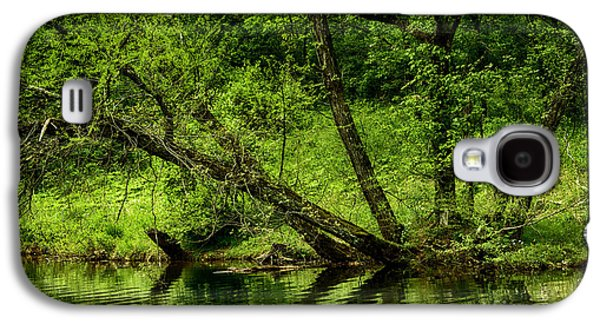 Spring Along West Fork River Galaxy S4 Case by Thomas R Fletcher