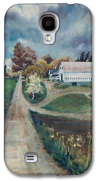 Spring Farm Galaxy S4 Case by Joy Nichols