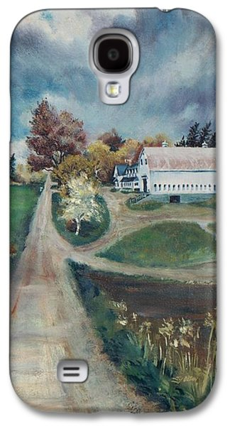 Spring Farm Galaxy S4 Case by Joy Nichols