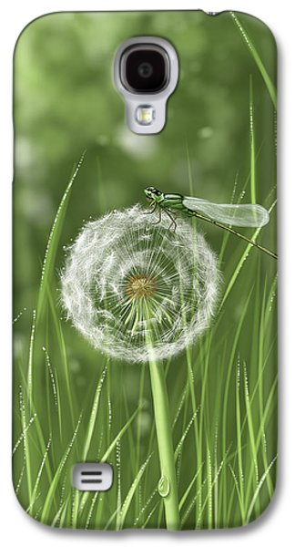 Spring Flowering Galaxy S4 Case by Veronica Minozzi