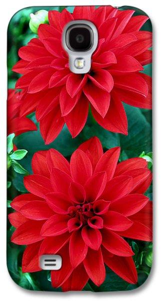 Spring Flowers 5 Galaxy S4 Case
