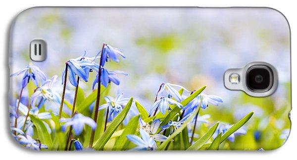 Spring Flowers  Galaxy S4 Case by Elena Elisseeva