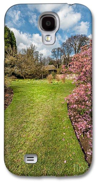 Spring Garden Galaxy S4 Case by Adrian Evans