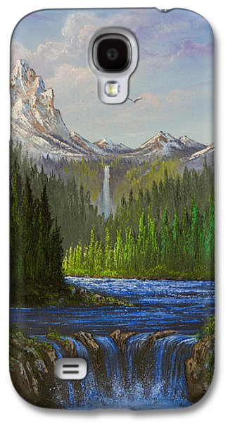Spring In The Rockies Galaxy S4 Case