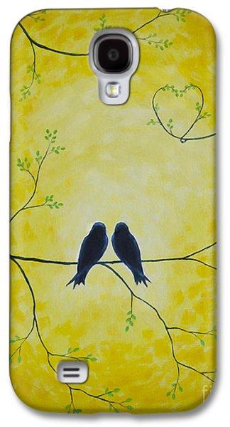 Spring Is A Time Of Love Galaxy S4 Case by Veikko Suikkanen