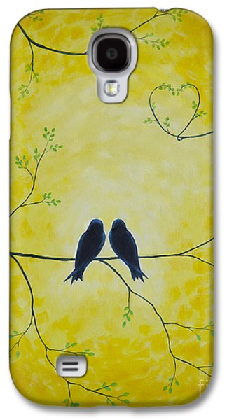 Spring Is A Time Of Love Galaxy S4 Case