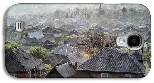 Town Galaxy S4 Case - Spring Morning by Andrei Nicolas -