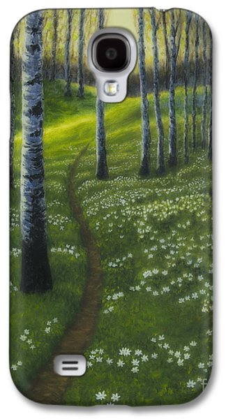 Spring Path Galaxy S4 Case
