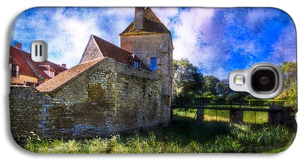 Spring Romance In The French Countryside Galaxy S4 Case by Debra and Dave Vanderlaan