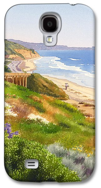 Planets Galaxy S4 Case - Spring View Of Torrey Pines by Mary Helmreich