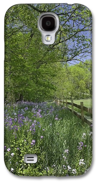 Spring Wildflowers Galaxy S4 Case by Michele Steffey