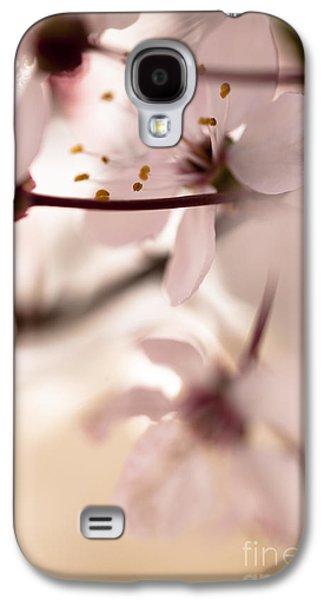 Springtime Blossom Galaxy S4 Case by Jan Bickerton