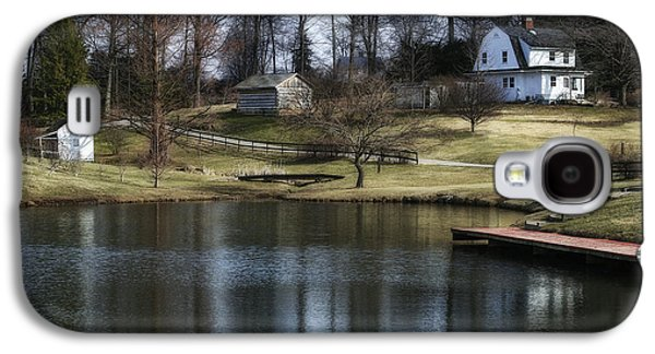 Springtime In Ohio Galaxy S4 Case by Tom Mc Nemar