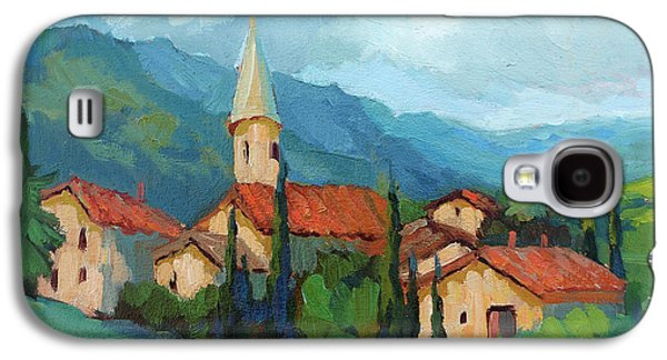 St. Colombe Provence Galaxy S4 Case by Diane McClary