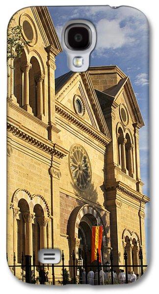 St. Francis Cathedral - Santa Fe Galaxy S4 Case