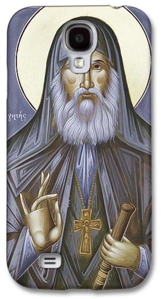 St Gabriel The Confessor Of Georgia Galaxy S4 Case