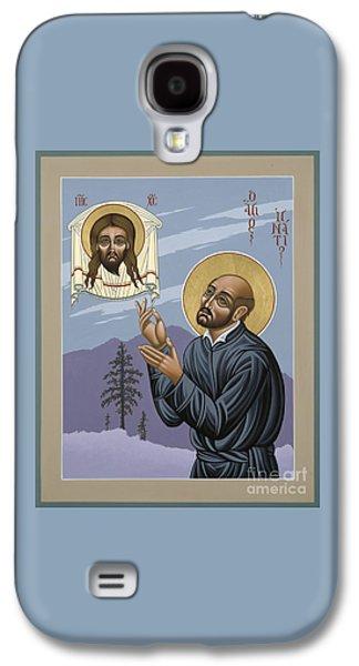 St. Ignatius Amidst Alaska 141 Galaxy S4 Case