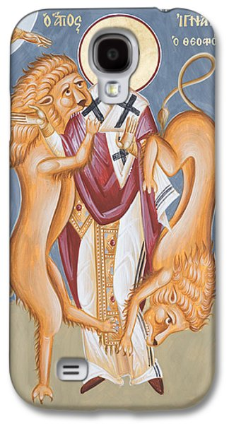 St Ignatius Of Antioch Galaxy S4 Case