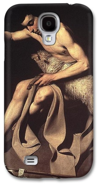St John The Baptist Galaxy S4 Case by Celestial Images