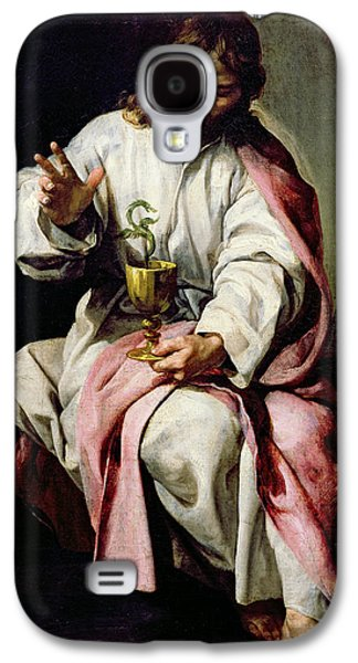 St. John The Evangelist And The Poisoned Cup Galaxy S4 Case