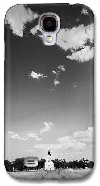 St John The Evangelist Catholic Church Bw Galaxy S4 Case