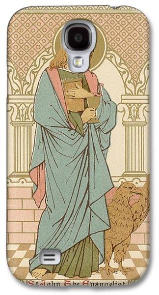 St John The Evangelist Galaxy S4 Case