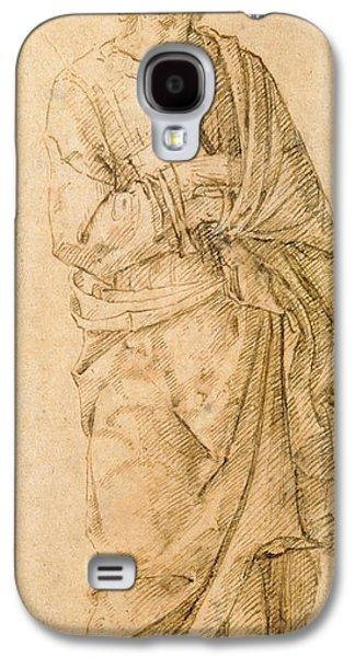 Saint John The Evangelist Galaxy S4 Case by Italian School