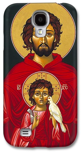 St. Joseph Shadow Of The Father 039 Galaxy S4 Case