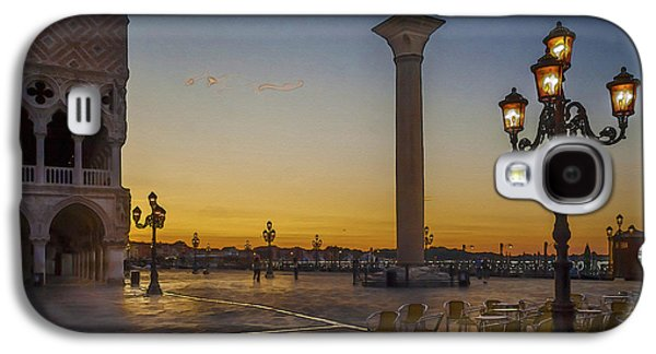 St Marks Square Galaxy S4 Case