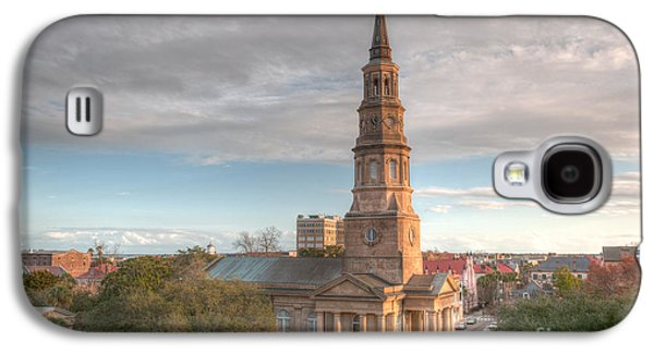 St. Philip's Church In Charleston South Carolina. Galaxy S4 Case by Dale Powell