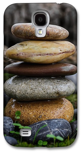 Stacked Stones A4 Galaxy S4 Case