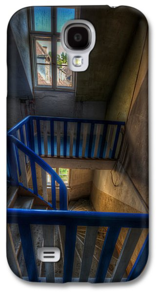 Staircase Blues  Galaxy S4 Case by Nathan Wright