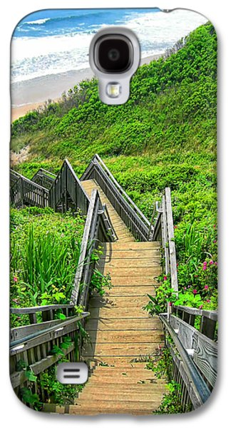 Staircase To Gem Galaxy S4 Case by Lourry Legarde