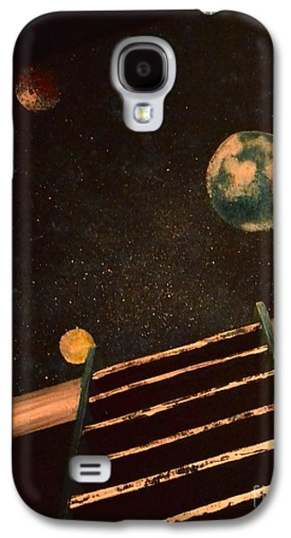 Stairwell To Heaven Galaxy S4 Case