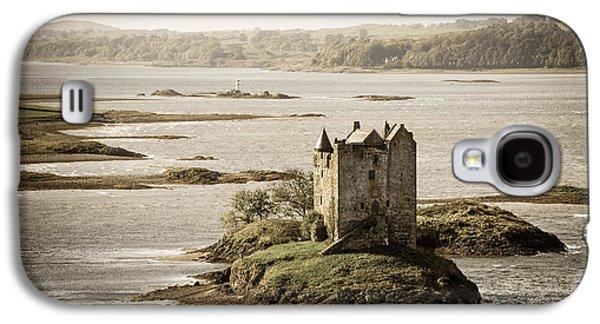 Stalker Castle Vintage Galaxy S4 Case