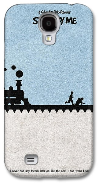 Stand By Me Galaxy S4 Case by Ayse Deniz