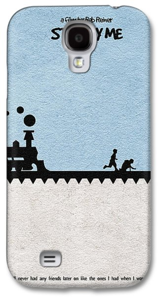 Train Galaxy S4 Case - Stand By Me by Inspirowl Design