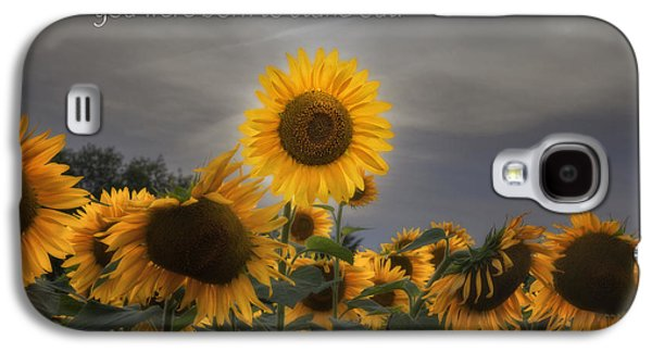 Stand Out Galaxy S4 Case by Bill Wakeley
