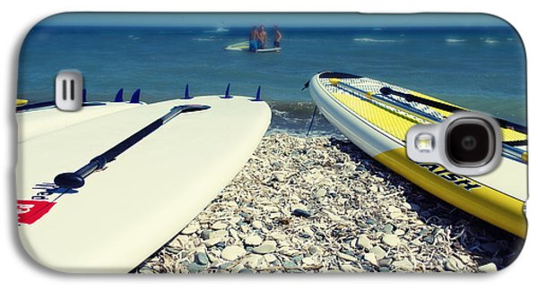 Stand Up Paddle Boards Galaxy S4 Case by Stelios Kleanthous