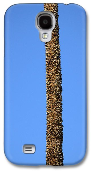 Galaxy S4 Case featuring the photograph Standing Alone by Miroslava Jurcik
