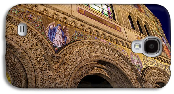 Stanford University Memorial Church Faith Galaxy S4 Case by Scott McGuire