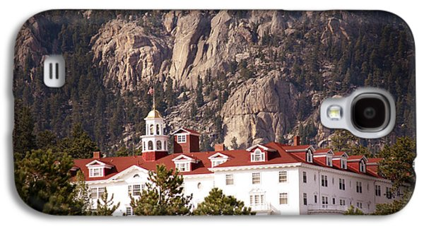 Stanley Hotel Estes Park Galaxy S4 Case by Marilyn Hunt