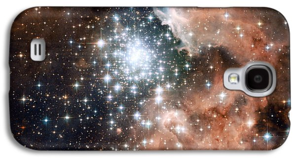 Star Cluster And Nebula Galaxy S4 Case